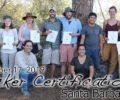 Santa Barbara Tracker Certification 11/10/2019