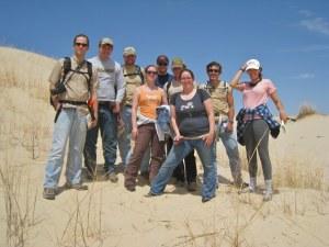 Tracker Certification in West Texas 04/03/2010
