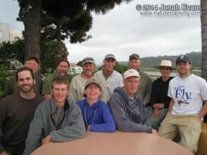 San Diego Tracker Certification 04/08/2008