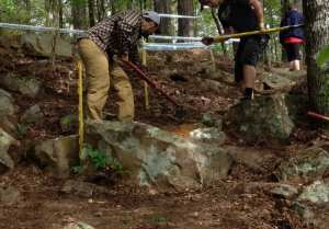 Arkansas Enduro Trail Builder