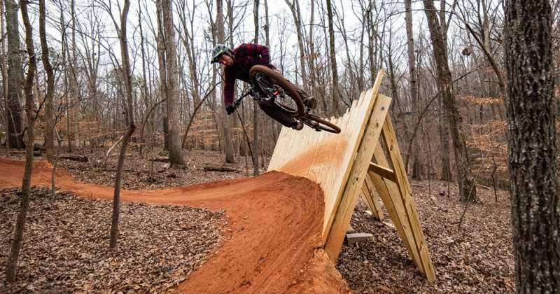 Raleigh Private Bike Park