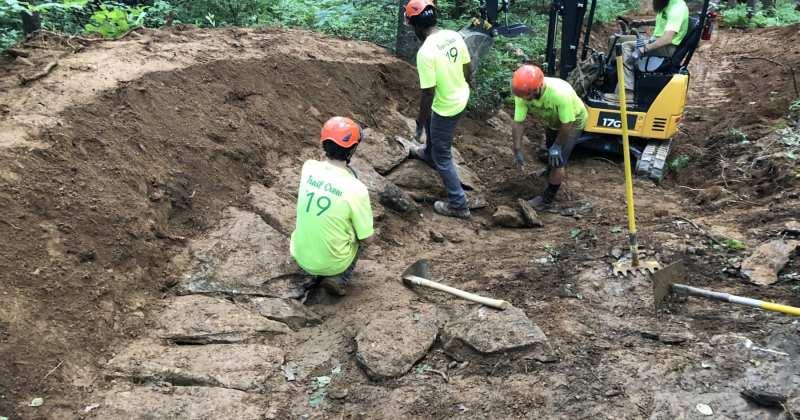 Black Mountain / Avery Creek / Buckwheat Knob – Pisgah Trail Rehab