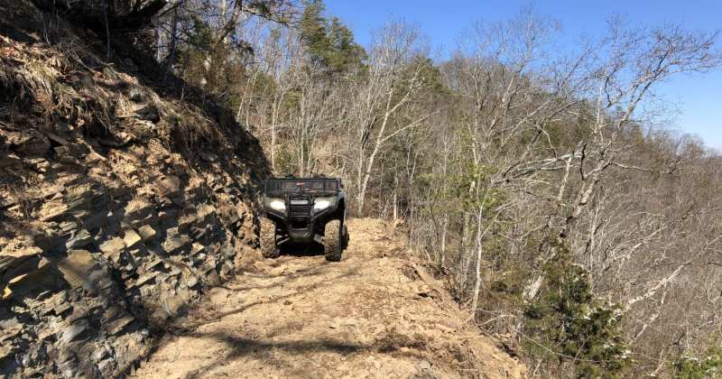 Bristol, Tennessee ATV Trail