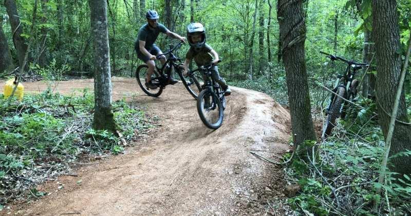 Pittsboro Private Bike Park