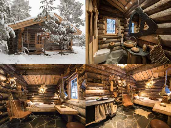 Norway Cabins Handcrafted Log Cabins At Husky Lodge