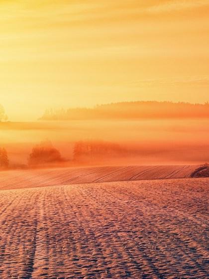 Sonnenaufgang - Neubeginn