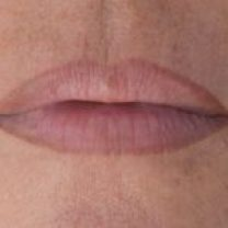 Permanent Make - Up Lippen