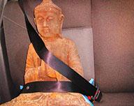 Buddha auf Reisen