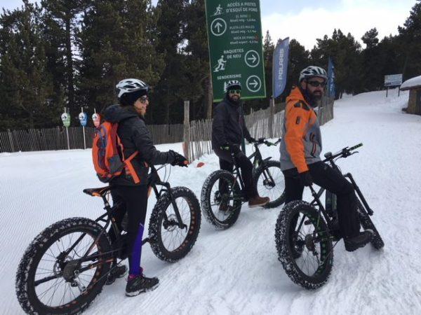 Excursions bicicleta elèctrica Andorra