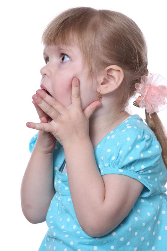 lær dit barn at høre efter