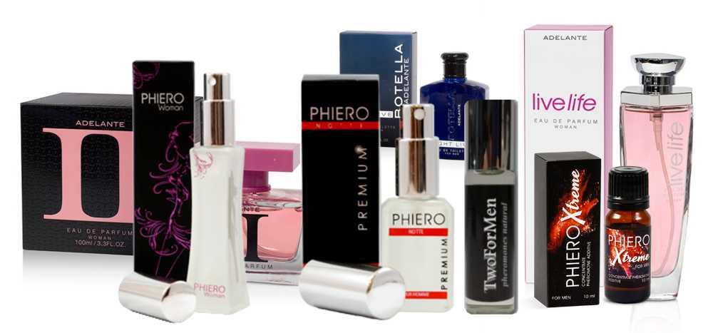 perfume-feromonas