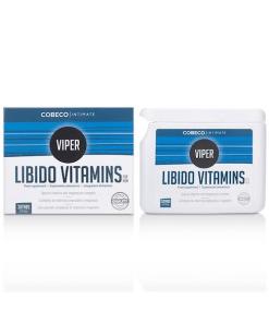 Viper Libido Vitamins Vigorizante Hombre