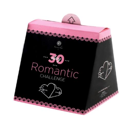 Secretplay 30 dias reto romantico