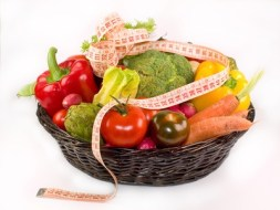 Los beneficios de las frutas y verduras según sus colores