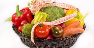 Dieta para una vida sana