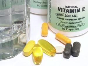 Cuidado con el exceso de Vitaminas