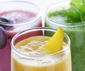 Licuados beneficiosos para la salud