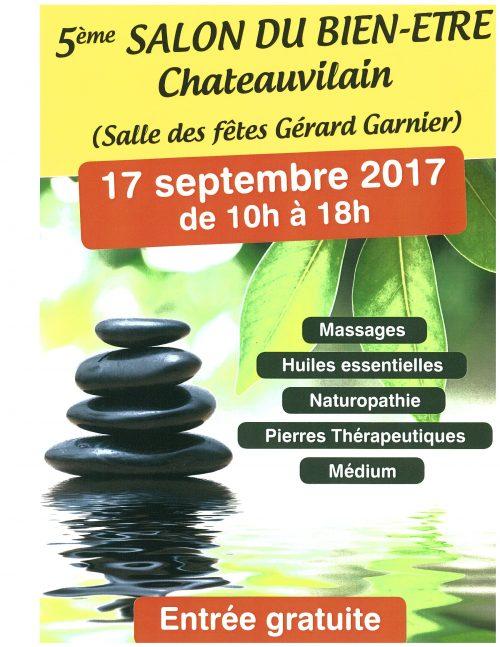 Salon du Bien-Etre – Chateauvilain