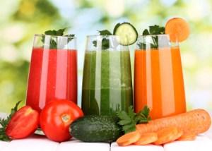 Les Jus de légumes : élixirs de santé !