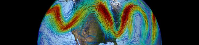 Are the Jet Streams Dynamics Santa's Revenge?  No, really.
