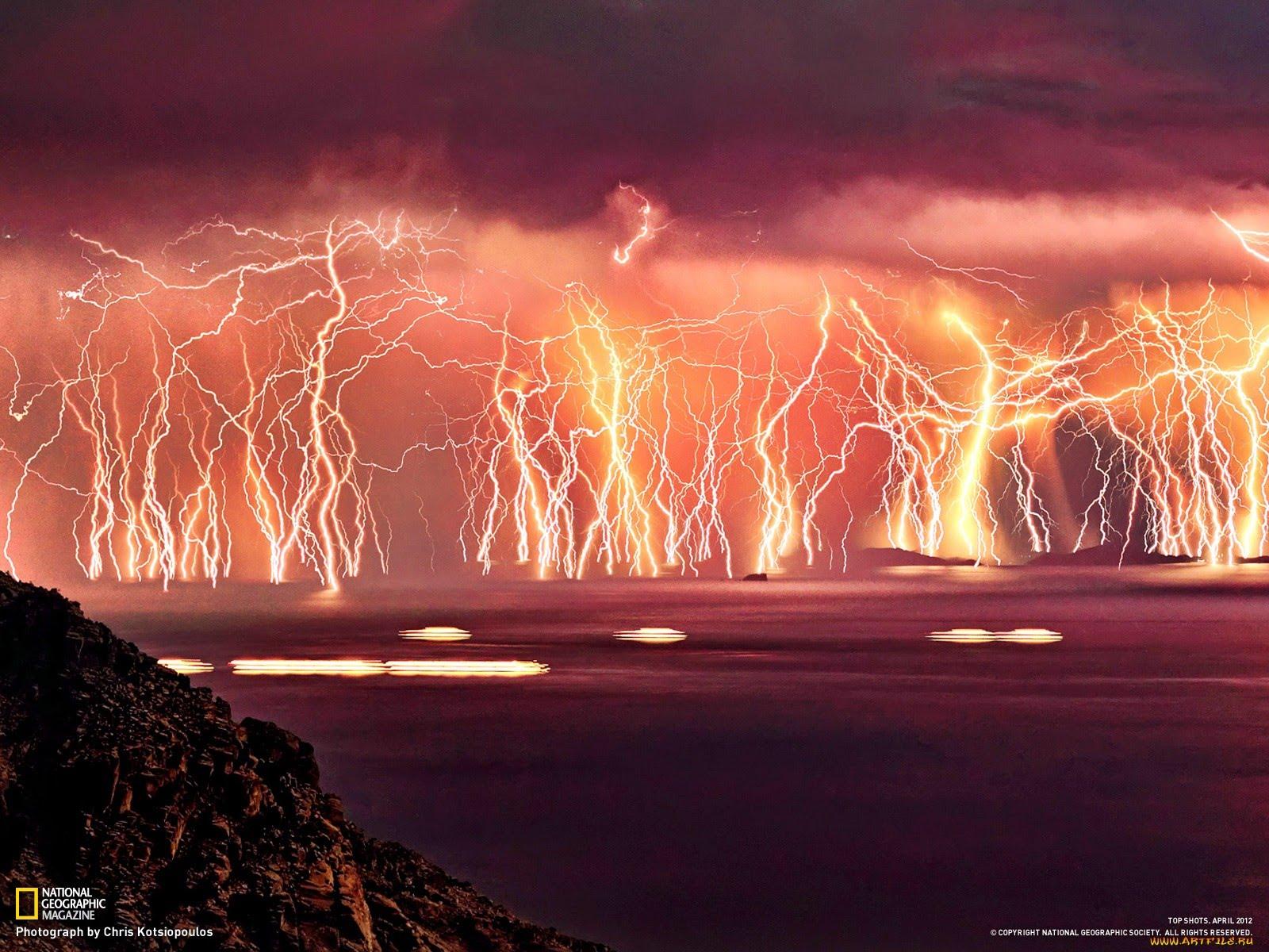 The Everlasting Storm of Catatumbo, Venezuela ...