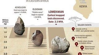 Armchair Fossil Hunting in the Turkana Basin