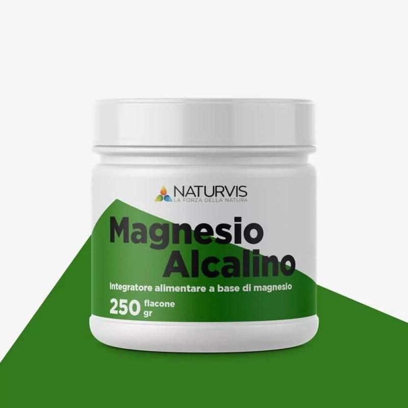 Integratore magnesio Alcalino