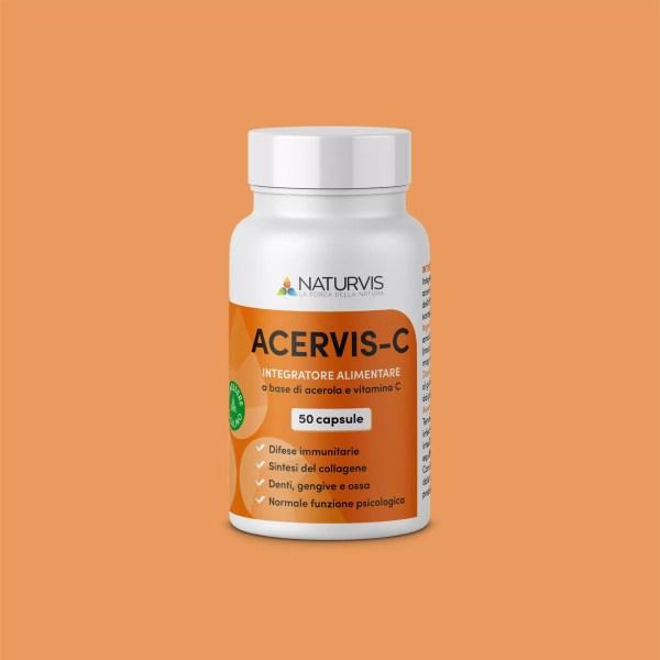 Integratore di Acerola e Vitamina C