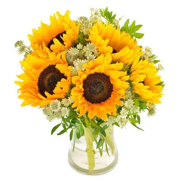 zonnebloemen bestellen