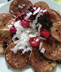 Power Pancakes!