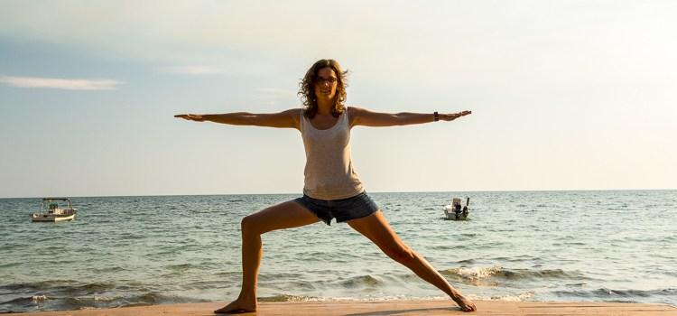 Madagaskar yoga Natuurlijk Linda