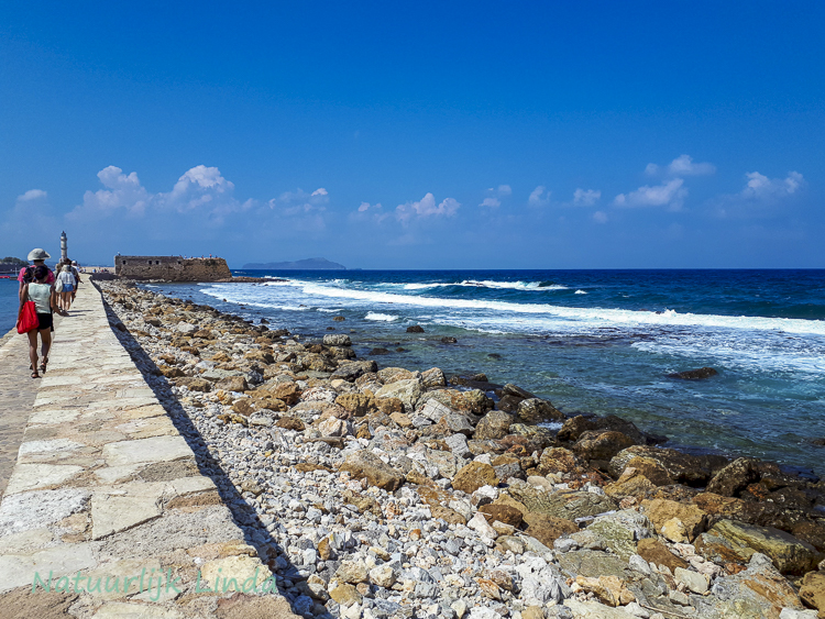 Chania haven