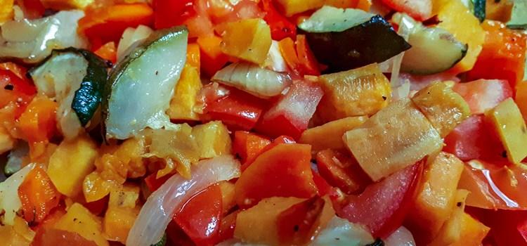 groenten oven Natuurlijk Linda