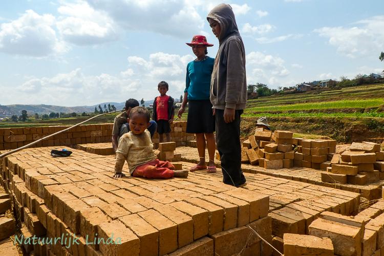 Madagaskar baksteenfabriek