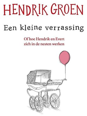 Hendrik Groen een kleine verrassing