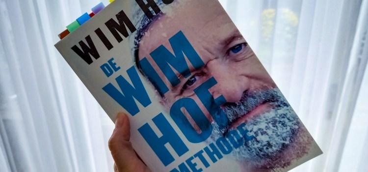 Boek De Wim Hof methode