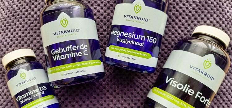 Vitakruid supplementen