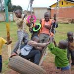 Opgetrommeld voor weeshuis Huruma