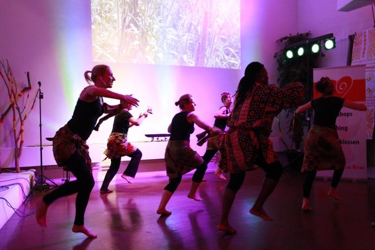 Afrikaans dansen in Gouda