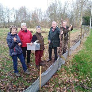 Paddenoverzet 2020 Werkgroep Sint-Lambrechts-Herk