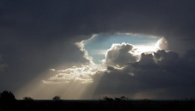 stem uit de hemel