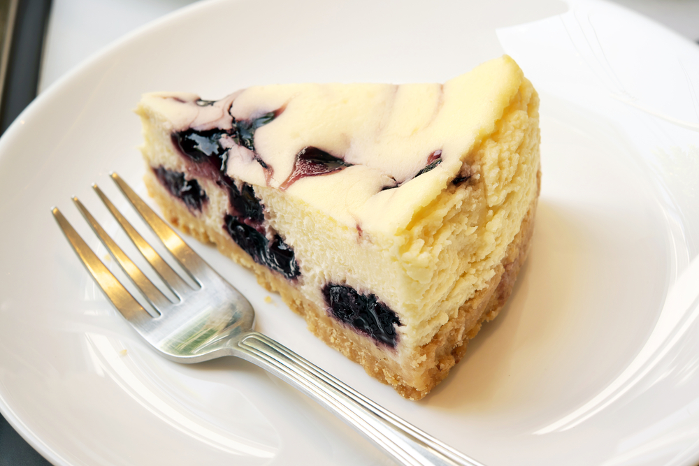A Cake Baked With Sweetener
