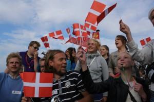 Turen til Christiansø under Folkemødet
