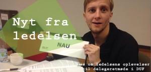 Næstformand Niels til delegeretmøde i DUF