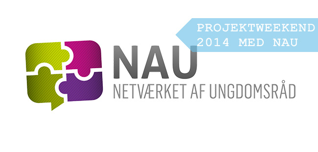 Projektweekend 2014 med NAU