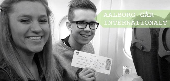 Aalborg giver EU's unge mikrofonen