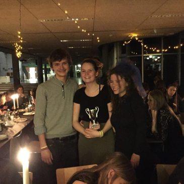 Faaborg-Midtfyn Kommunes Ungdomsråd vandt titlen som årets PT. SEJESTE UNGDOMSRÅD