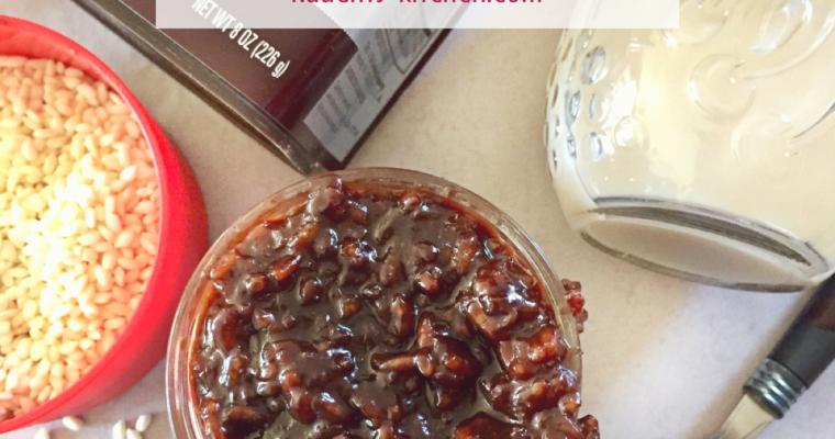 Filipino Champorado (Chocolate Rice Pudding)