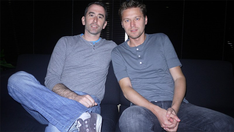 Evan Wells & Christophe Balestra