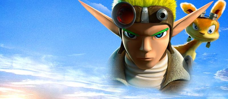 Jak & Daxter The Lost Frontier